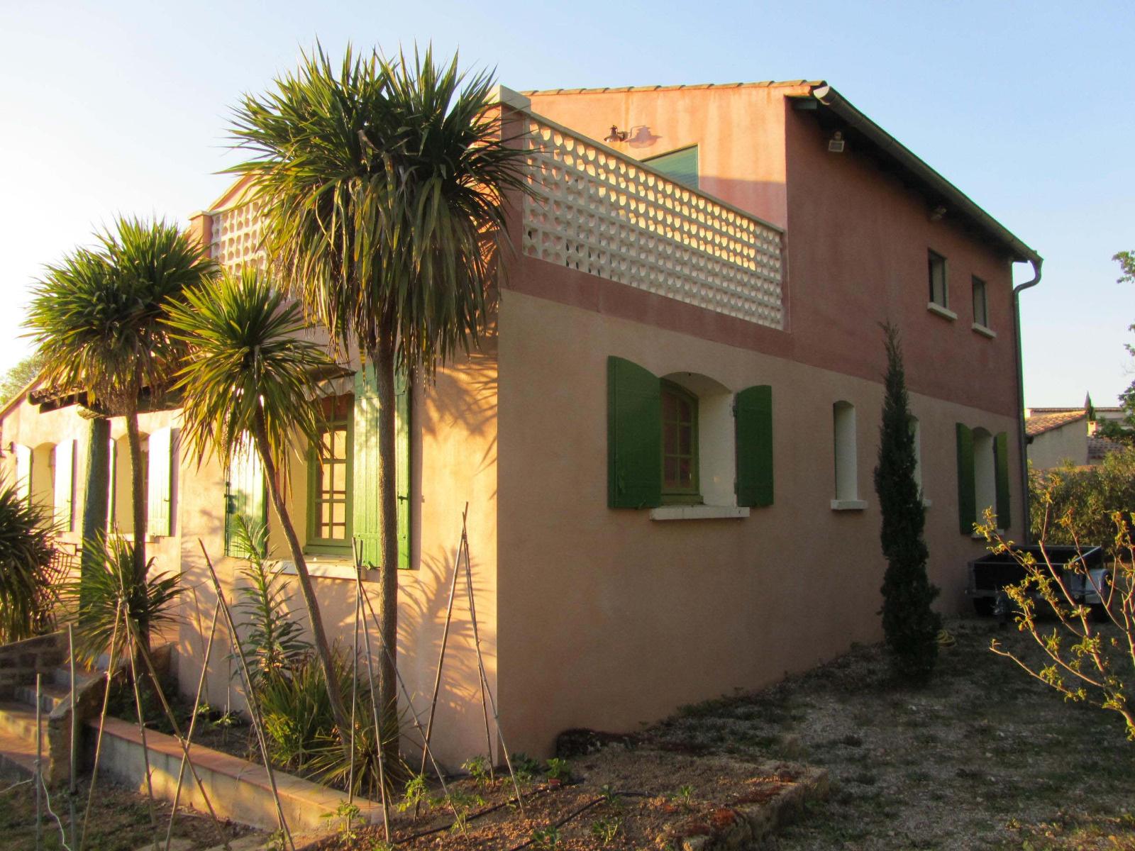 Vente villa vauvert avec l 39 agence agence de la costi re for Garage des canaux vauvert